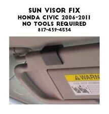 Easy DIY Fix for Sagging Drooping Honda Civic Sun Visor 83230-SNA-A01 (Z)