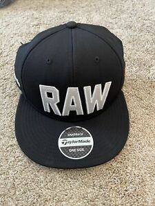 taylormade raw hat