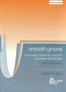 BLAKESON SMOOTH GROOVE Trumpet + CD