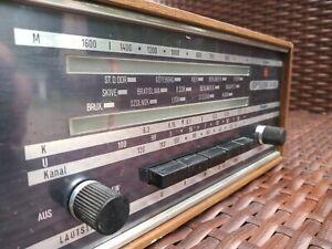 DDR Radio VEB Robotron RFT excellent 6490 HIV -1113 sehr selten! defekt