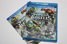 Teenage Mutant Ninja Turtles Out of the Shadows 3D (Blu-ray 3D/2D/DVD/Digital)