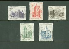 NL 1951 PF nvph 568-572 Zomerzegels (Postfris/MNH) Cat € 39,-