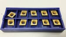 STELLRAM Carbide Tips Inserts CCMT 09T302 10Pcs