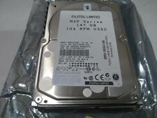 "Fujitsu MAP3147NC CA06200-B44000FA 147B Ultra 320 10K 3.5"" SCSI Hard Drive"