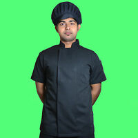 Chef Jackets 100% Cotton Pen Pocket Excellent Quality Jacket Unisex Design