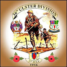 **36th Ulster Division**  1916-2016   *NEW* - LOYALIST/ULSTER/ORANGE CD