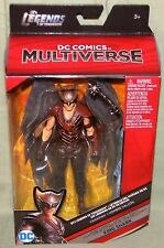 """HAWKMAN Legends of Tomorrow DC Multiverse 6"""" Figure KING SHARK Collect & Connect"""