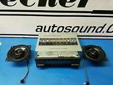 MERCEDES Benz/becker Model 612 Rebuilt Radio With Bluetooth Streaming