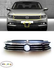 VW PASSAT B8 2015 - 2018 NEW FRONT BUMPER CENTER RADIATOR GRILLE GRILL