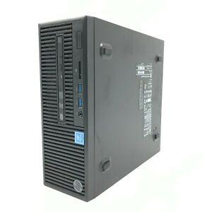 HP 280 G2 SFF PC Pentium(R) CPU G4400 @ 3.30GHz 4GB DRR4 500GB HDD