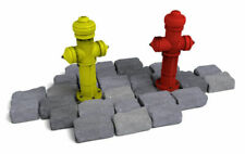 1/35 Scale model kit Fire Hydrants - Contains 2 identical fire hydrants