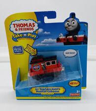 Sir Topham Hatt's Musical Caboose ~ Thomas & Friends Take-n-Play