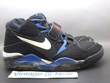 VTG Nike Air Force 180 Sport Royal Black White Red Charles Barkley 2005 sz 10