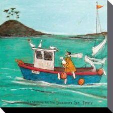 Sam Toft Multi-Coloured Art Prints