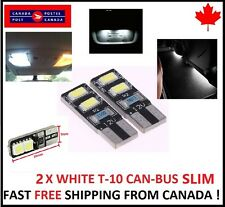 2X 4SMD White LED T10 194 168 Canbus Map Dome License Plate 6000k HID BRIGHT