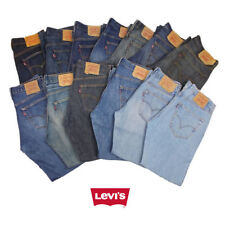 Levi's Cotton Mid Rise Regular Size Jeans for Women