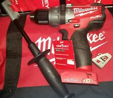 Milwaukee M18 FUEL ONE-KEY 2706-20 M18ONEPD-502X trapano avvitatore percussione