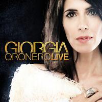 GIORGIA - ORONERO LIVE (CD nuovo sigillato)