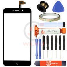 Digitizer für UMI Super LOCA Schwarz ●Display Touchscreen Frontscheibe UV Kleber