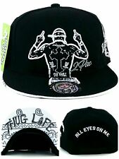 Tupac 2pac All Eyes On Me New Leader Thug Life Black White Era Snapback Hat Cap