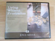 Joyce Meyer, Living With Frustration, 4 CD Set