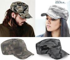 Para Hombre Camuflaje Gorra De Béisbol Para Mujer Ejército Camo Militar Cadete de Combate de caza sombrero