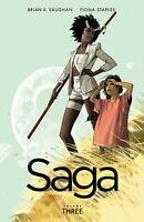 Saga Volume 3 GN Brian K Vaughan Fiona Staples Y the Last Man Image TPB New NM