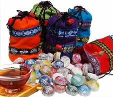 10 Different Flavors Puerh Tuo Tea Raw & Ripe Puer Slimming Mini Ball Top Tea
