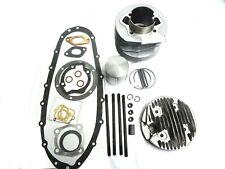 Lambretta Conversion 200cc Alliage Cylindre Kit Petit Bloc - Commerce Paquet De