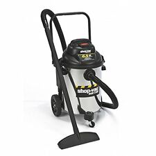 Shop-vac Right Stuff Canister Vacuum Cleaner - 4.85 Kw Motor - 12 A - 390 W Air