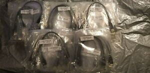 1 X  lot of (50) 5 x 10 Packs 1ft USB to Micro B Charger Cable Adapter  New