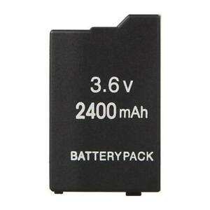 2400 mAH Replacement Battery for PSP 2000/3000