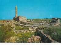 The Temple of Apollo Aegina Greece Postcard unused VGC