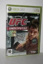 UFC 2009 UNDISPUTED GIOCO NUOVO SIGILLATO XBOX 360 EDIZIONE ITALIANA VBC 13095