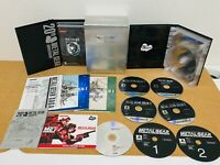 Metal Gear Solid Collection 20th Anniversary PS2 Konami Sony Playstation 2 Japan