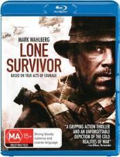 Lone Survivor BLU-RAY NEW Mark Wahlberg Taylor Kitsch Emile Hirsch