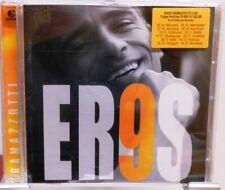 Eros Ramazzotti + CD + EROS 9 + Starkes Album mit 13 tollen Songs + Italien +