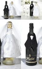Wedding Table Centrepiece Decorations Wine Bottle Cover Low Reception Settings