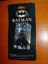Vintage 1992 Batman Button dc comics