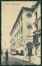 Padova Città Università Tram cartolina QT1468