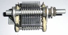 Condensateur variable 150 pF Stéatite US NOS NIB 3D9150V-14 Signal-Corps de 1952