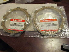 NOS Suzuki OEM Clutch Drive Plate #1 97-98 TL1000 97-99 GSXR750 21441-31E50 QTY2