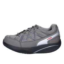 womens shoes MBT 3,5 (EU 36) sneakers grey textile dynamic AB390-36