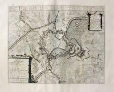 Meenen Ernst Wilhelm von Salisch Spanischer Erbfolgekrieg Flandern Festung Fort