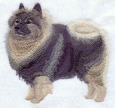 Embroidered Fleece Jacket - Keeshond C9634 Sizes S - Xxl