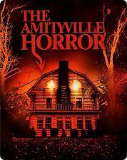 Amityville Horror   Steelbook     **Brand New Blu Ray**