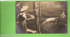 #K121.  GERMAN IMPERIAL WWI PERIOD POSTCARD