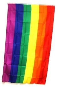 3' x 5' Rainbow Flag Gay & Lesbian LBGT Pride