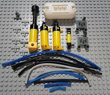 Lego technic Technik pneumatik pneumatic set tank Pumpe Zylinder schlauch etc