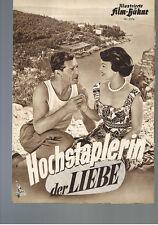 IFB Nr. 2576 Hochstaplerin der Liebe (Hilde Krahl)
